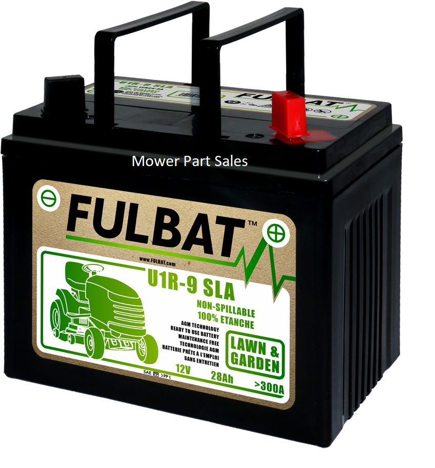 12v 28AH Mower Battery R/H Pos Husqvarna CT151 Jonsered Craftsman Rally  McCulloch AYP 532123899