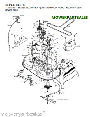 Cub Cadet Ltx 1046 Drive Belt Diagram further 17 Again John Deere La125 Wiring Diagram Images as well T25649160 Need diagram john deere d140 mower deck further Gas Engine Model Kit as well John Deere Lt160 Wiring Diagram. on john deere 160 wiring diagram