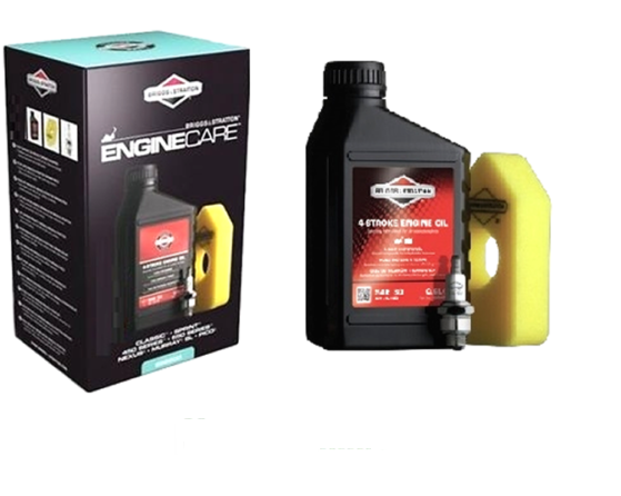 Briggs & Stratton 992230 Classic & Sprint 450, 500 & 550 Series Engine Service Tune Up Kit Lawnmower