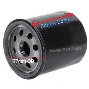Briggs & Stratton Oil Filter Fits Some Vanguard & Twin Engines 491056, 491056S