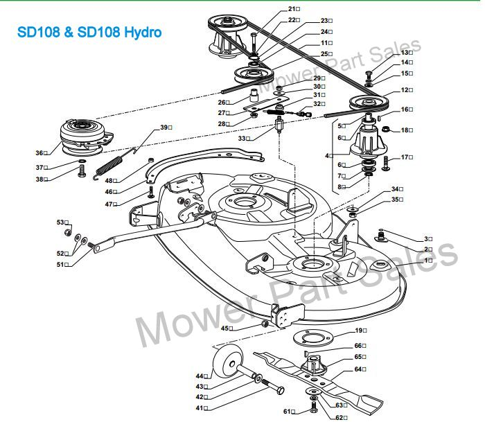 265543 John Deere L G Belt Routing Guide in addition 7u655 Hello John Deere La105 Riding Mower moreover Genuine 36 Inch 92cm Deck Shell Pan Fits Honda Hf2113 Hf2114 Hf2315 Hme Pre 2007 Models Part Number 825640480 Cg82564033h1 592 P likewise Bolens Lawn Mower Carburetor Parts Diagram further Castel Garden Twin Cut Transmission Drive Belt Fits Tcp122 Tcp102 Hydro Models Only From 1994 2000 Pn 35061426 135061426 559 P. on john deere mower deck belt diagram