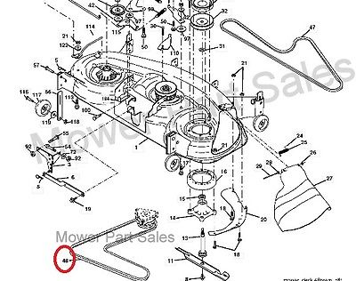 john deere rear engine riding mowers with Cutter Deck Primary Drive Belt Fits Poulan Co24h48sta Dpr22h48sta Pd20ph48stb Sp20ph48sta Ayp Craftsman Mowers 532174368 1249 P on Snapper Rear Engine Rider Mower Wiring Diagram furthermore Need Wiring Diagrams For Murray Riding Mowers likewise Craftsman Zt 7000 Transmission Belt Diagram in addition Cutter Deck Primary Drive Belt Fits Poulan Co24h48sta Dpr22h48sta Pd20ph48stb Sp20ph48sta Ayp Craftsman Mowers 532174368 1249 P likewise 360358407661532289.