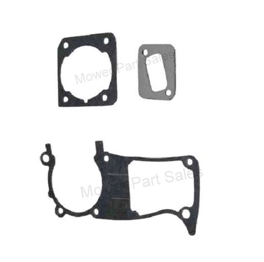 Gasket Set Fits Husqvarna 340, 345, 346XP, 350, 351, 353,  And Jonsered 2141, 2145, 2149, 2150, CS2147, CS2152, CS2153 Chainsaws - 503942802