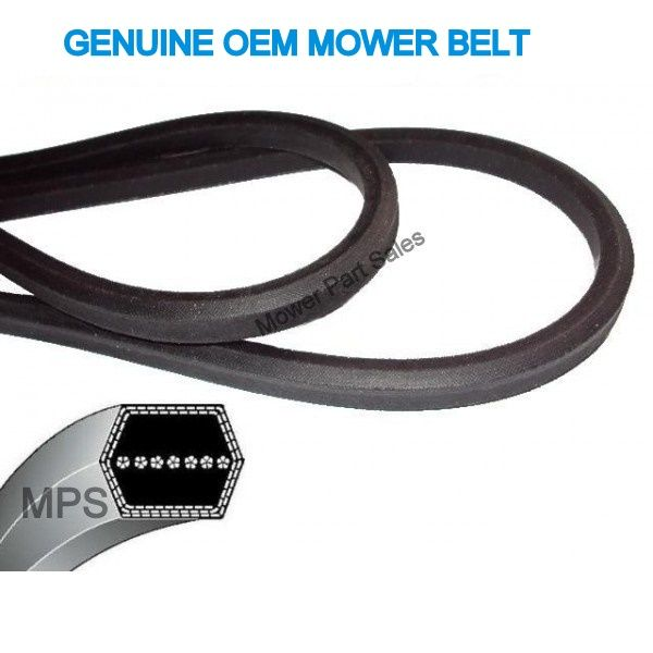 "Genuine OEM Husqvarna Cutter Belt Fits 36"" Deck CT130 CTH130 CT135 CTH135 CT151 CTH151 CTH155 CTH171  532402008"