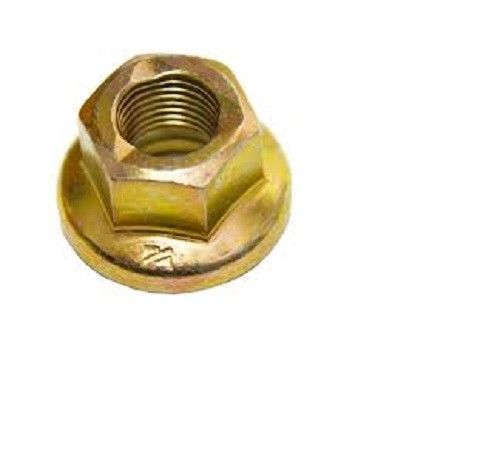 Genuine Spindle Mandrel Shaft Nut Husqvarna Jonsered McCulloch Craftsman Rally Bestgreen 532400234