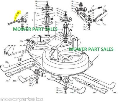 Honda Cutter Deck Belt From Approx 2007 Hf2315 Hme Replaces 1350615080 350657010 739 P on honda clutch diagram