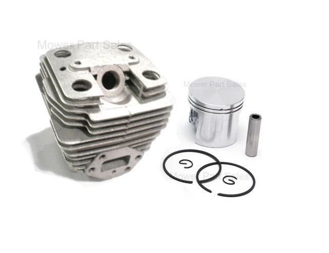 Husqvarna Bruscutter Strimmer Cylinder & Piston Kit 236R & Chinese G45 Strimmer 521742601, 512272201