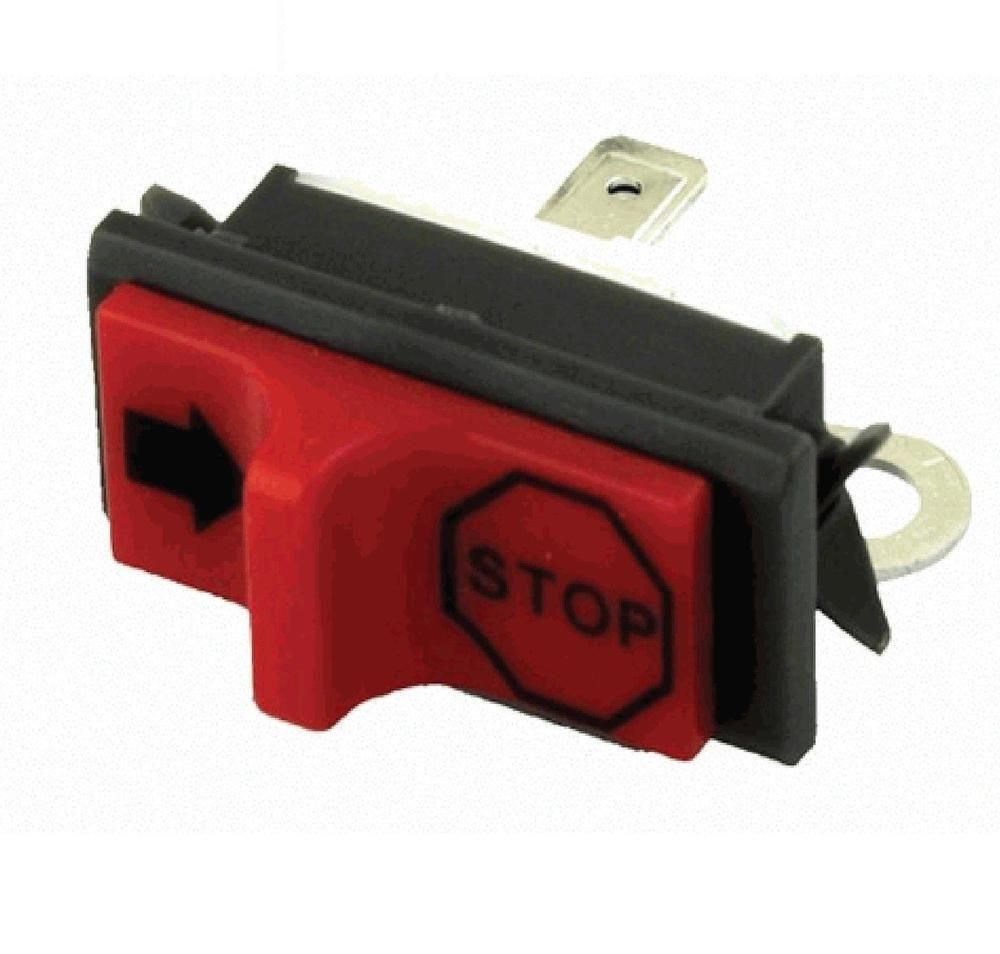 Husqvarna & Jonsered On / Off Stop Switch 42, 242, 141, 136, 51, 55, 61, 254 Replaces 503717901