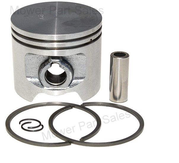 What Is Piston Ring Made Of