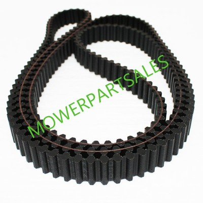 John Deere Tooth Deck Timing Lawnmower Belt Fits Ltr Ltr Ltr Mowers Replaces M M P on John Deere 42 Mower Deck Belt Diagram