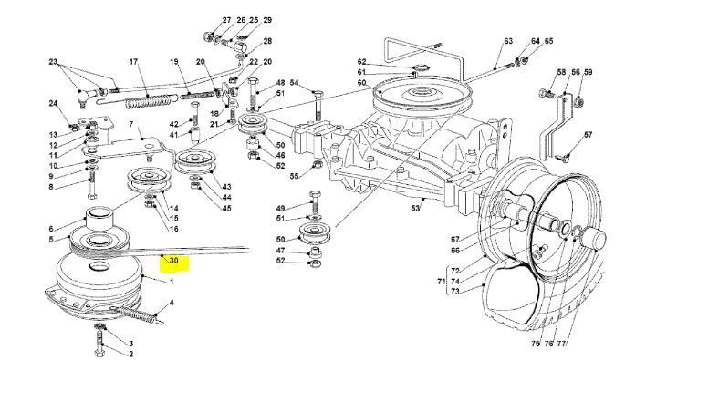 Mountfield Transmission Drive Belt Geared Models Only From Onwards Fits T M M E M T M Pdc Replaces P