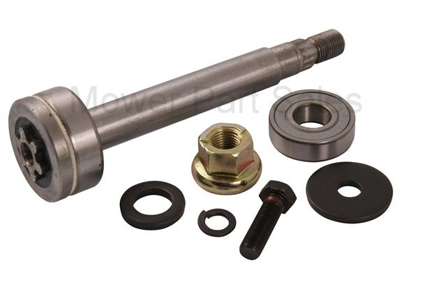 Spindle Shaft Husqvarna LT100 LT125 CT130 Craftsman Rally McCulloch Jonsered AYP