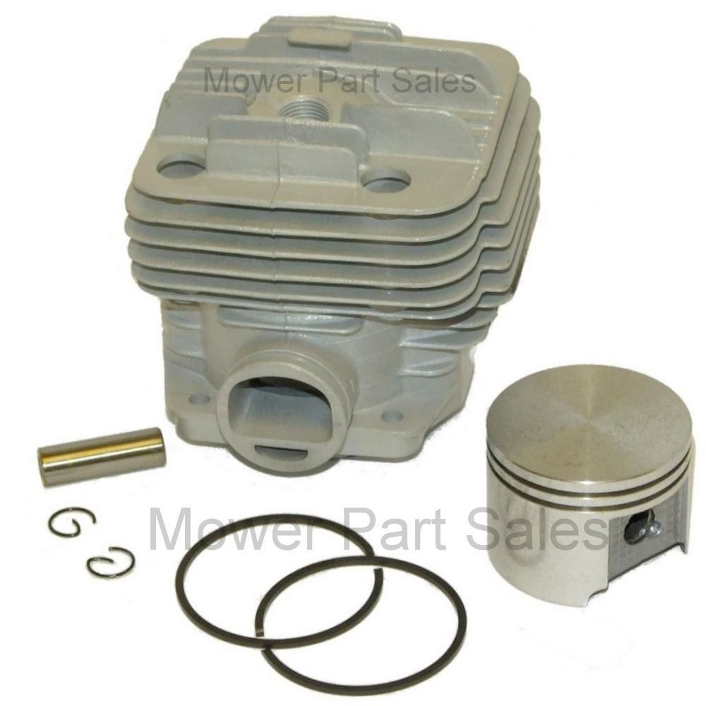 Stihl TS400 Cylinder & Piston Barrel Pot Kit 49MM  2 Ring Piston 4223 020 1200, 42230201200